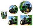 John Deere Basic  Party Pack For 8