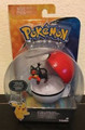 Pokemon Litten with Poke Ball Collectible Action Figure