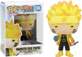 Funko Pop! Animation Naruto Shippuden (Six Path) Vinyl Figure Hot Topic Ex #186