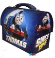 "Thomas the Train Dome Carry All Tin Stationery Lunch Box - ""Thomas"""