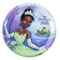 Princess and the Frog Tiana Large 9 Inch Dinner Lunch Plates