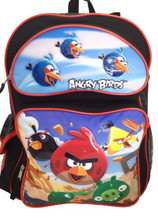 Angry Birds Large 16 Inch Backpack