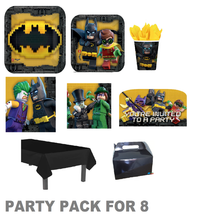 LEGO Batman Party pack for 8