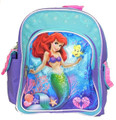 "Little Mermaid 12"" Inch Toddler Backpack"