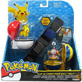 Pokemon Clip 'N' Carry Poke Ball Belt - Pikachu vs. Hoopa