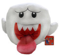 "Mario Brothers 10"" Jumbo Plush Stuffed Animal Toy Ghost Boo"