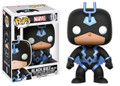 Funko Pop! Marvel Black Bolt (Blue) Vinyl Bobble-Head Figure PX Previews Ex #191