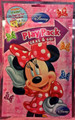 Minnie Mouse Party Grab N Go Play Pack Favors Pink (1 pack)