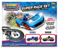 Sonic The Hedgehog Super Racer Set - With Shadow