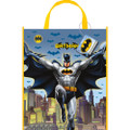 12X Batman Party Gift Favor Tote Bag (12 Bags)