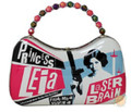 Star Wars Tin Purse with Beaded Handle - Princess Leah