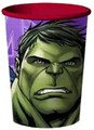 Marvel Avengers Plastic 16 Ounce Reusable Keepsake Favor Cup (1 Cup)