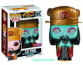 Funko Pop! Movies Big Trouble in Little China Lo Pan Vinyl PX Previews Ex. #153