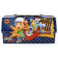 Handy Manny Tool Box Carry All Tin Stationery Small Lunch Box
