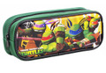 Pencil Case - Teenage Mutant Ninja Turtles - Green