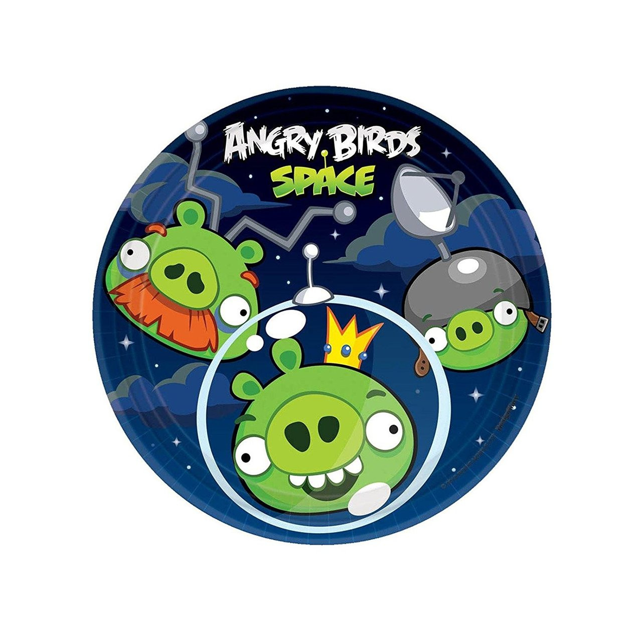Angry Birds Space  7 Inch Small Dessert Party Cake