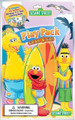 12X Party Favors - Sesame Street Grab and Go Play Pack ( 12 Packs )