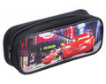 Pencil Case - Cars - Black