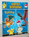 Pokemon Giant Scene Setter Wall Decorating Kit