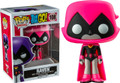 Funko Pop! TV Teen Titans Go! Raven (Pink) Vinyl Figure Only at ToysRus #108