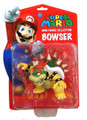 "Mario Brothers Bowser 5"" Plastic Action Figure Browser"
