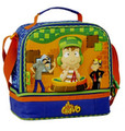 El Chavo del Ocho Cloth Dual-Compartment Insulated Lunch Box