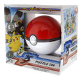 Pokemon Poke Ball Puzzle with 100 pc Inside