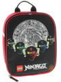 LEGO Ninjago Vertical Cloth Lunch Box - Jay/Kai/Lloyd/Cole