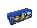 Pencil Case - Minions - Blue