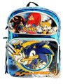 "Sonic the Hedgehog Large Backpack ""Super Speed"""