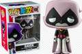 Funko Pop! TV Teen Titans Go! Raven (Purple) Vinyl Figure Only at ToysRus #108