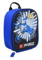 LEGO Ninjago- Blue/Black Lunchbag with Blue Jay Character
