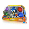 "Sonic The Hedgehog 5"" Classic Sonic With Light Up Emeralds"