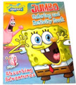 Spongebob Squarepants Jumbo 96 pg Coloring And Activity Book -  Adventures
