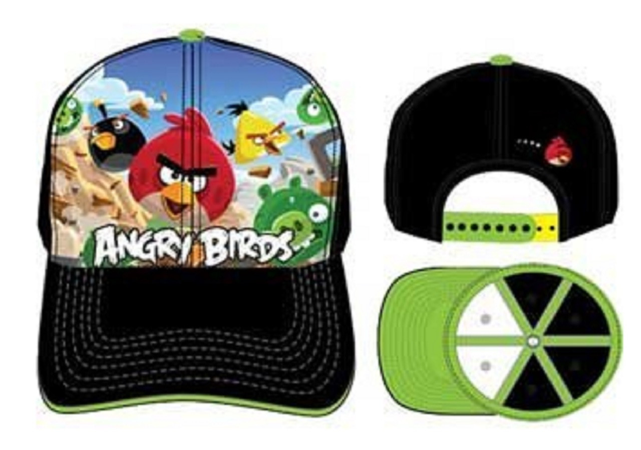 Angry Birds Adjustable Cap