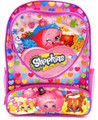 Shopkins Heart Pocket 16 Inch Large Backpack