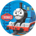 Thomas the Train Large 9 Inch Lunch Dinner Round Plates