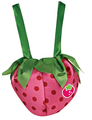 Strawberry Shortcake Trick or Treat Bag - Strawberry