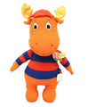 The Backyardigans Large 26 Inch  Plush Toy -  Tyrone