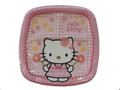 Hello Kitty Large 9 Inch Lunch Dinner Plates - Pink
