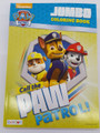 Paw Patrol 96P Jumbo Coloring  Book - Call the Paw Patrol