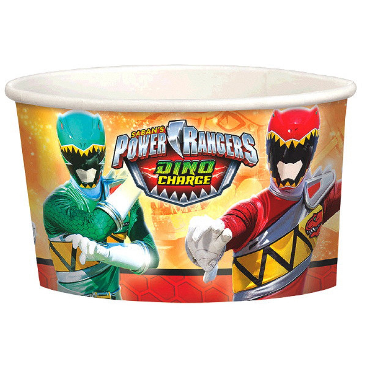 Power Rangers Dino Charge Treat Cups ( 8ct. )
