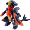 Pokemon XY Large 10 inch Plush - Mega Garchomp