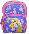"Tangeld Princess Rapunzel Large 16"" Backpack Book Bag Sack School STYLE 3"