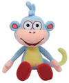 Dora the Explorer Beanie Baby 8 Inch Plush-Boots (Monkey)