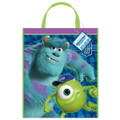 Monsters University Party Tote Plastic Bag