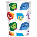 Inside Out Plastic 16 Ounce Reusable Keepsake Favor Cup (1 Cup)