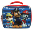 Nickelodeon Paw Patrol Insulated Lunch Bag Lunch Box - Blue/Red
