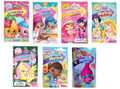 7x Girl's Variety Grab n Go Play Pack