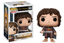 Funko Pop! Movies Lord of the Rings Frodo Baggins Vinyl #444